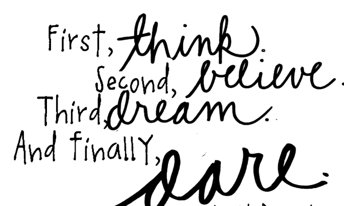 quotes-and-sayings-think-believe-dream-dare-cnwryb-clipart